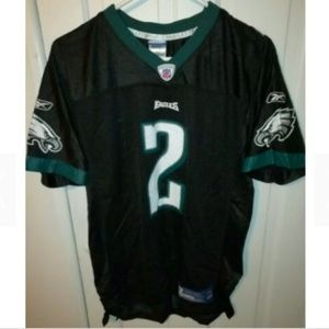 Reebok Philadelphia Eagles David Akers #2 Jersey